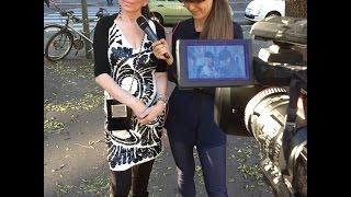 Stefania Nobile TV in diretta a Pomeriggio 5