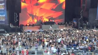 """Lil Wayne - """"A Milli"""" (Intro) [Live at Billboard Hot 100 Festival]"""