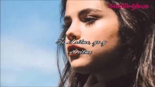 Selena Gómez-Me & the rhythm-Subtitulado al español