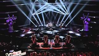 "THE VOICE Philippines : Isabella Fabregas ""NO ONE/WHERE IS THE LOVE"" Live Performance"