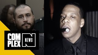 Jay Z Responds To George Zimmerman on New DJ Khaled Song