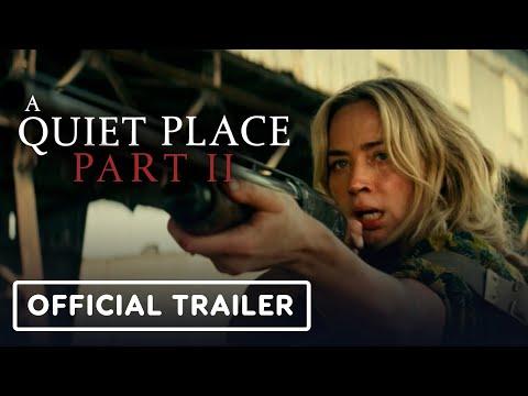A Quiet Place Part 2 - Official Final Trailer (2021) Emily Blunt, John Krasinski