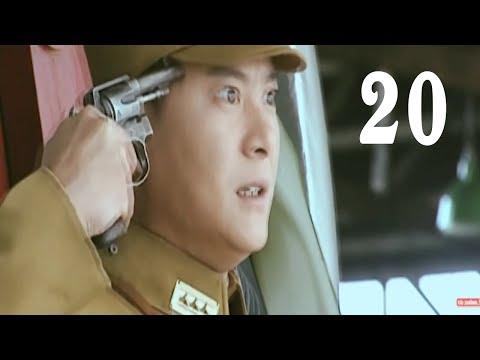 Phim Hành Động Thuyết Minh  Anh Hùng Cảm Tử Quân  Tập 20   Phim Võ Thuật Trung Quốc Mới Nhất 2018