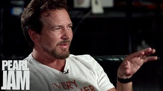 """Is There Ever Conflict Within The Band?"" - Pearl Jam & Mark Richards Interview - Lightning Bolt"