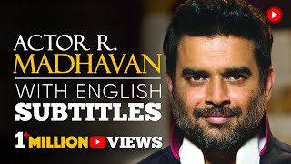 ENGLISH SPEECH | R. MADHAVAN: India in 2030 (English Subtitles)
