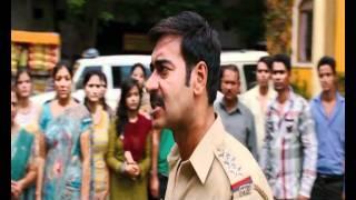 Singham - Singham Takes On His Senior Officer