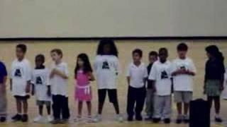 Nemuel's Kindergarden Graduation: part 2