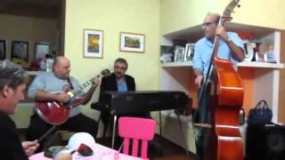 Il dopocena - live at home .... gay cavalier - richie havens pino daniele