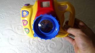 Camera fotografica infantil importada Para venda