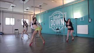 Strip Dance Choreo - Kehlani - Gangsta