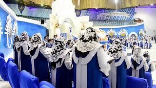 Haciendo Historia LLDM #SantaCena2017   CORO DEL ESTADO DE PUEBLA (Hermosa Provincia 09 Agosto)