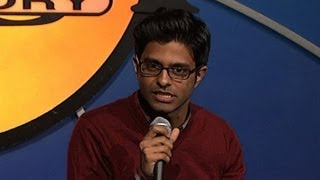 Asif Ali - Incredible Hulk (Stand Up Comedy)