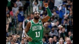 Kyrie Irving 2018 Celtics- Marvelous Day NBA Lit mix