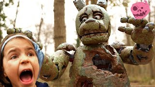 real fnaf Springtrap - will they survive?
