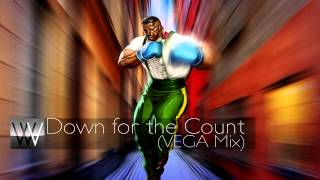 Dudley - Down for the count - Street Fighter 25th Anniversary Music Tribute VEGA MIX