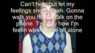 Nick Jonas - Crazy Kinda of Crush On You with lyrics