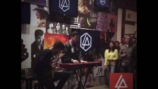 "LINKIN PARK -"" Talking to Myself"" (Short Clip) [Live Debut]"