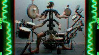 Monkey Drummer - Chris Cunningham   Aphex Twin Music Video