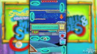 SpongeBob SquarePants Marbles And Slides Level 2-10