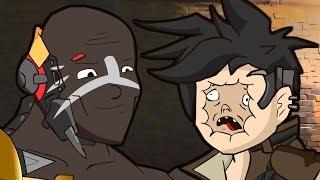 If Terry Crews WAS Doomfist - Overwatch Cartoon Parody