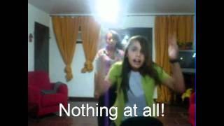 The lazy song - cover poor sarah e rafa