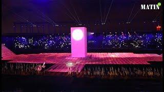 Lancement en grande pompe de la 12e édition des Jeux africains à Rabat