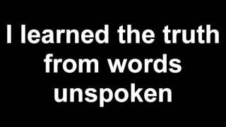 Simon Curtis Broken Lyrics