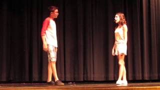 "St Frances Theater Group-""Gotta Go My Own Way"" High School Musical 2"