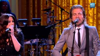 """Gloriana performs """"Ain't No Mountain High Enough"""" 