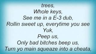 Luniz - 20 Blunts A Day Lyrics