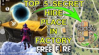 Free fire factory hiding places tricks tamil