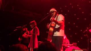 Angus & Julia Stone - Big Jet Plane (LIVE. Bowery Ballroom)