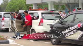 Avanzanation Journey 2014 di Padang - Jambi - Bengkulu