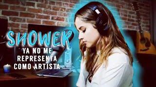 Becky G dice Porque Shower ya no la Representa como Artista (Subtitulado)