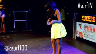 #Throwback-Iyanya Kukere Concert-Girl Entertain Audience +18 on AsurTV