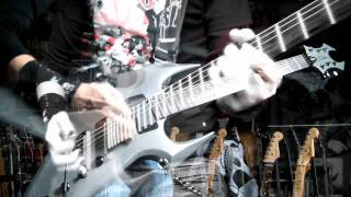 Symphony of Destruction guitar cover - Megadeth (HD)