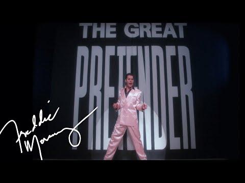 The Great Pretender de Freddie Mercury Letra y Video