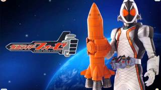 Kamen Rider Fourze - Switch On! (Instrumental)