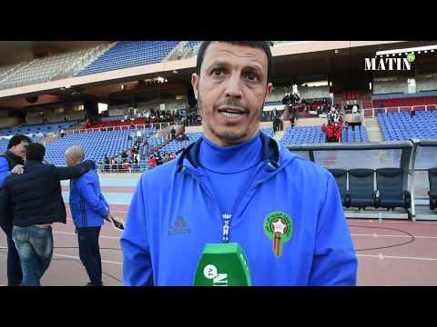 """Video : Jamal Sellami : """"A mon avis, la défaite face au Sénégal est positive"""""""