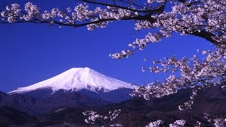 Beautiful Japanese Music - Mount Fuji