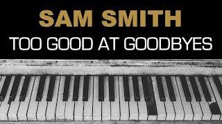 [Vietsub + Lyrics] Too Good At Goodbyes - Sam Smith (Cover)