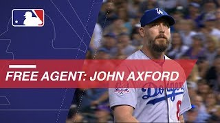 John Axford heads into free agency