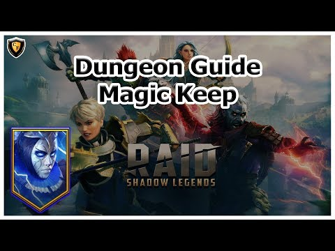 RAID Shadow Legends | Dungeon Guide | Magic Keep