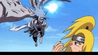 Naruto soundtrack Heavy Violence