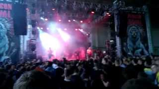 Breakdown of Sanity - Crumble - live @Impericon Festival 2013