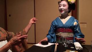 ENTER JAPAN 10.30.16 | Geishas and Eyeballs
