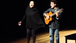 Música O Amanhã colorido- Duca Leindecker, interprete Vitor Vianna Caprioli