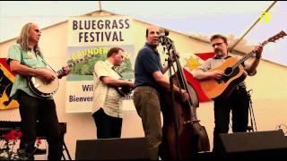 """Sacred Sound Of Grass"" - Bluegrass Festival Thun 2012 - Ocean of diamonds"