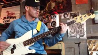Blink 182- First Date (Bass Cover)