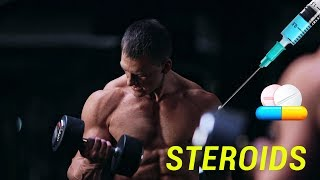 What happens to your body when you take steroids?